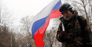 Американский политолог о ситуации на Украине: Действия России обусловлены необходимостью защитить себя