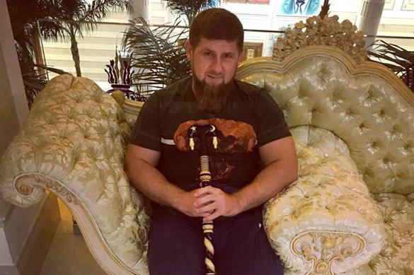 Кадыров сравнил церквеборцев с террористами