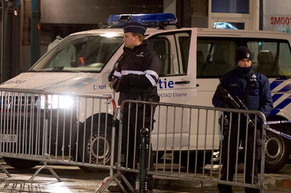 Полиция Бельгии задержала террориста, пытавшегося раздавить толпу