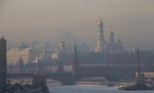 В Москве продлили штормовое предупреждение