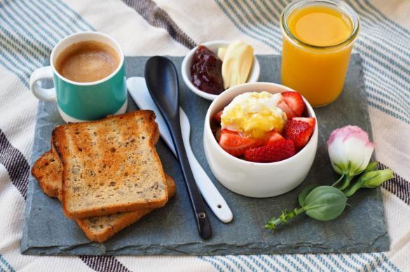 Правильный завтрак - залог хорошего настроения