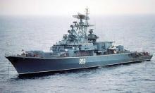 """""""Как на войне"""": Украинские военные жалуются на российский фрегат, отогнавший их от буровой установки"""