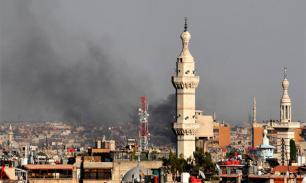 В Дамаске всё спокойно...