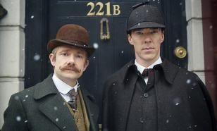 """""""Сбежавшая серия"""": Создатели """"Шерлока"""" просят сохранить тайну появившегося в Рунете эпизода"""