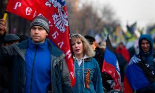 В Донецке и Луганске - очереди за новыми паспортами