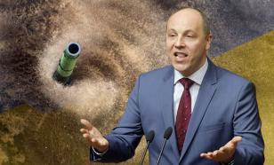 """Украина обещает защитить Чехию от """"российских танков"""""""