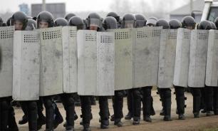 Полиция сняла с себя ответственность за последствия протеста 26 марта