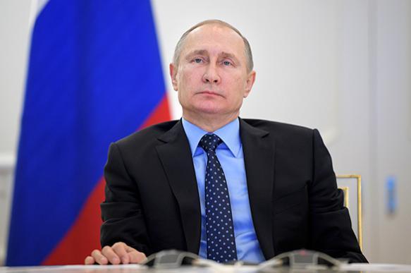 Путин увеличил взвании генералов, отвечавших заоперацию вСирии