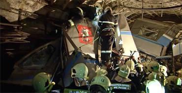 Задержаны двое подозреваемых в причастности к трагедии в метро