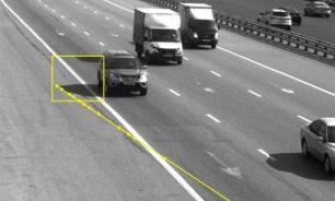 Московского водителя оштрафовали за неправильную тень