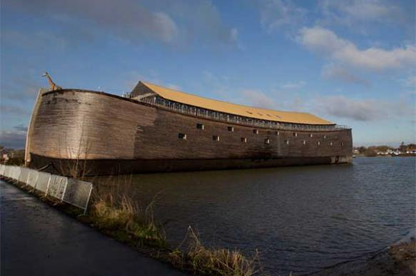 В Голландии строят копию Ноева ковчега