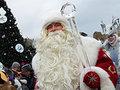 Киев меняет Деда Мороза на Санта Клауса