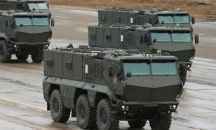 Военная полиция впервые примет участие в Параде Победы