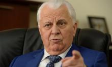 """Кравчук о Донбассе: """"Пусть Россия забирает себе людей, нам нужна только земля"""""""
