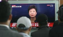 Скандал в Южной Корее: Пак Кын Хе лишат президентства?