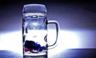 От ожирения спасет замена одного бокала пива на стакан воды