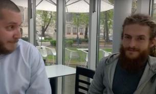 """Как чеченские """"ватники"""" заставили извиниться вандала из Будапешта"""