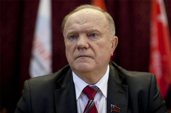 Зюганов сообщил о кадровом голоде в КПРФ
