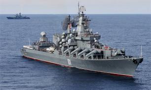 """Британские ВВС пытались напугать """"Адмирала Кузнецова"""""""