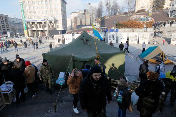 Украина: Депутаты Рады начинают понимать?