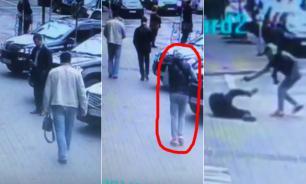 Запись убийства Вороненкова появилась в Сети. ВИДЕО
