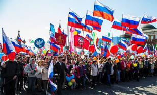 1 мая в столице из-за демонстраций временно перекроют дороги