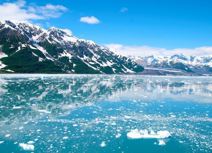 Прощание с Аляской