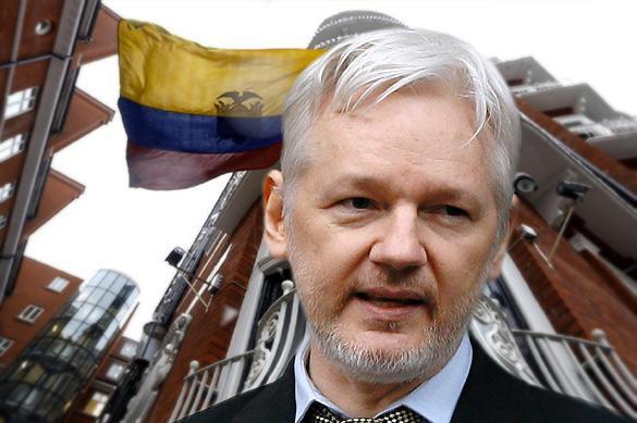 США достало: посольство Эквадора с Ассанжем под угрозой штурма?