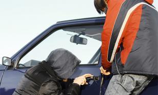 В каких городах России чаще всего угоняют авто