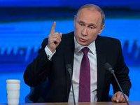 Путин: Россия не атакует Запад