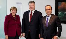 Порошенко заявил об отсутствии альтернативы минским соглашениям