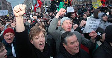 Игорь Лебедев: Как такового, протестного движения уже нет