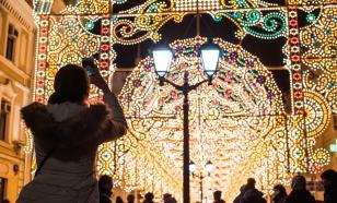 Новогодняя ночь в Москве: Джазовая музыка и перфомансы в парках столицы