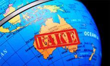 Школьница из Швеции опровергла существование Австралии