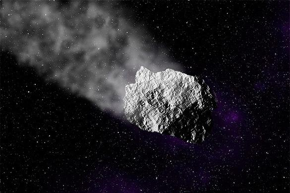 К Земле несется астероид диаметром 61 км, если упадет, будет катастрофа