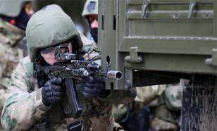 Стали известны подробности атаки боевиков на часть Росгвардии