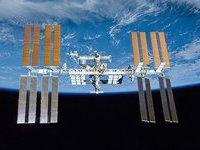Российский космонавт сделал селфи на МКС