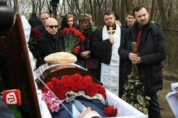 Экс-депутат Пономарев на похоронах Вороненкова поклялся отомстить