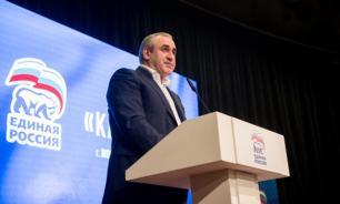 Неверов рассказал о восстановлении сгоревшего села в Дагестане