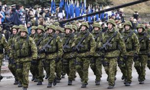 Элитные войска Эстонии на грани алкоголизма