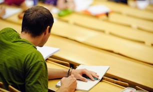 Профессор Вестминстера: Если студент туповат - он сам в этом виноват