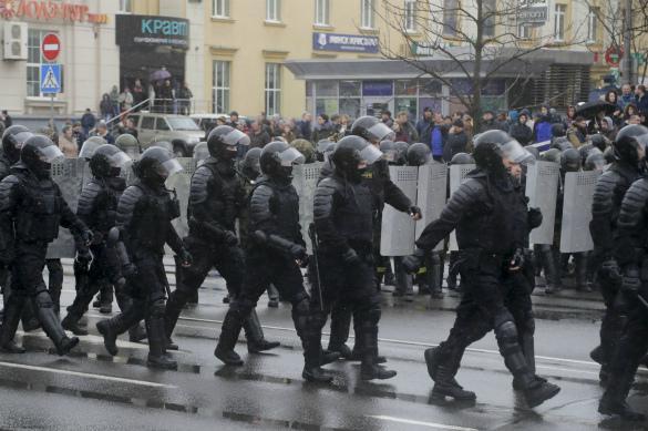 """Попытка """"майдана"""" в Минске: итоги"""
