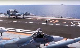 """Генерал авиации рассказал о последствиях гибели """"Су-33"""" на """"Кузнецове"""""""