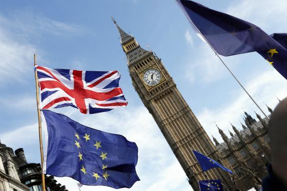 Противники Brexit провели в Лондоне акцию протеста