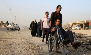 Где спасутся беженцы Мосула?