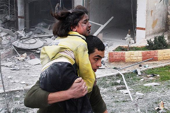 МНЕНИЯ: восстанавливать разрушенную Сирию придется России, Запад помогать не будет
