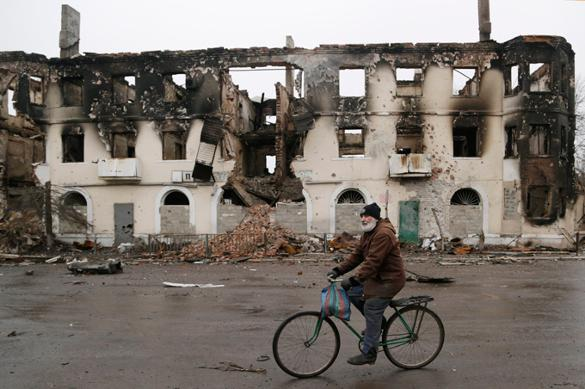 ОБСЕ предупредила о возможной экологической катастрофе в Донбассе