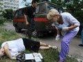 ВИДЕО последствий авиаудара по Луганску