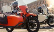 """В США продают мотоциклы """"Урал"""" в комплекте с бутылкой водки"""