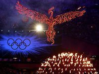 авторы эмблемы олимпийских игр в австралии